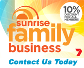 Sunrise Family Business